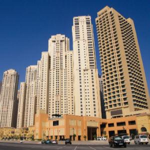 Dubai Deflation Eases In May