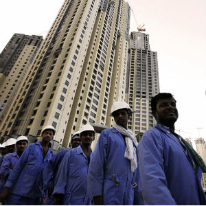 UAE Needs To Improve Workers Rights