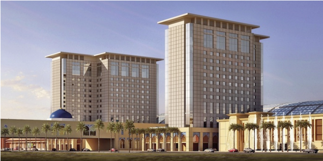 Dubai's Nakheel signs deal for new Avani hotel at Ibn Battuta Mall