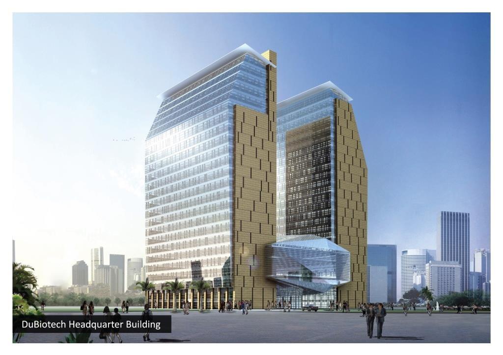 Dubai's TECOM Business Parks Reveals Projects Worth Dhs1bn