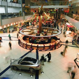Dubai Duty Free Picks Banks For Loan