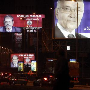 Egypt Braces For New President