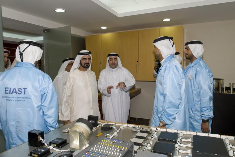 UAE's First Fully Built Satellite, Khalifa Sat, To Enter Orbit In 2017