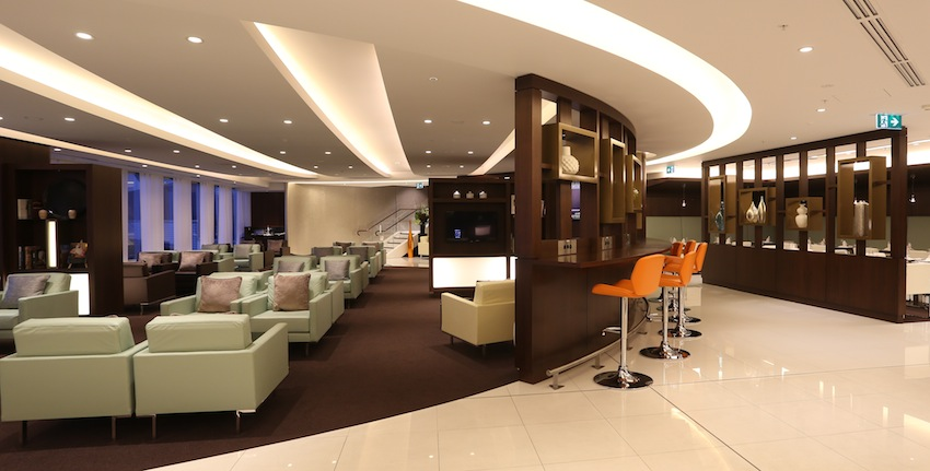 Etihad Opens Sydney Premium Lounge