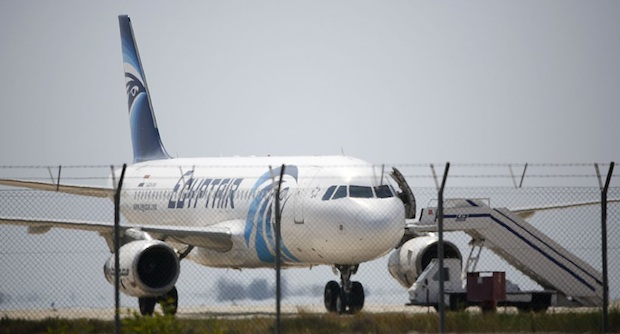 EgyptAir hijacking ends with no casualties