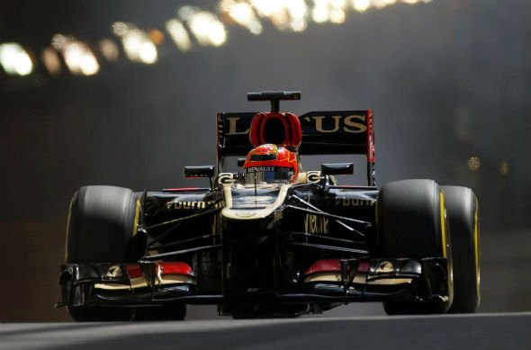 Emaar Becomes Official Partner Of Lotus F1 Team