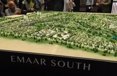 Emaar unveils massive golf development in Dubai South