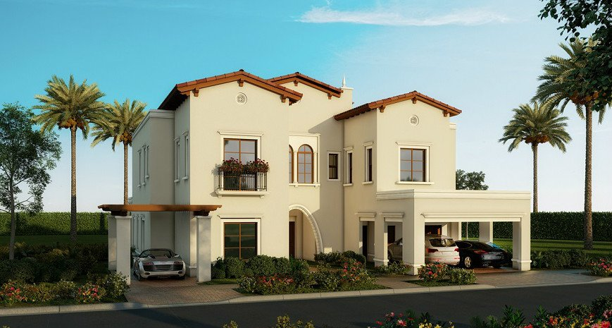 Emaar Launches Rasha Villa Project in Dubai's Arabian Ranches