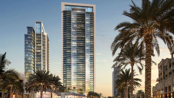 Emaar Launches BLVD Crescent, New Project In Downtown Dubai