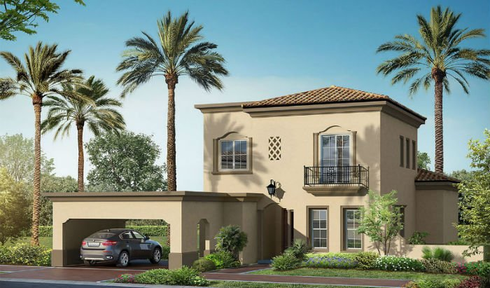 Emaar Launches Lila Villas In Arabian Ranches