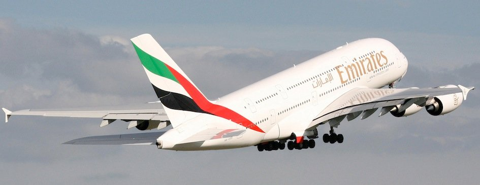 Emirates to upgrade all its London flights to A380
