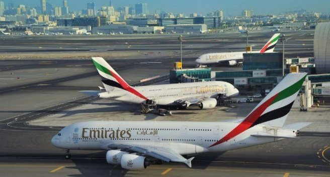 Dubai's Emirates begins several capacity and service upgrades