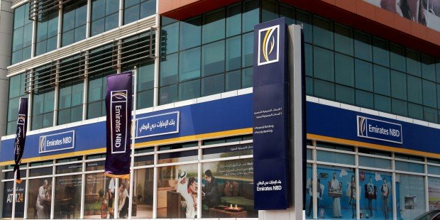 Dubai's Emirates NBD Q1 Net Profit Jumps 25%