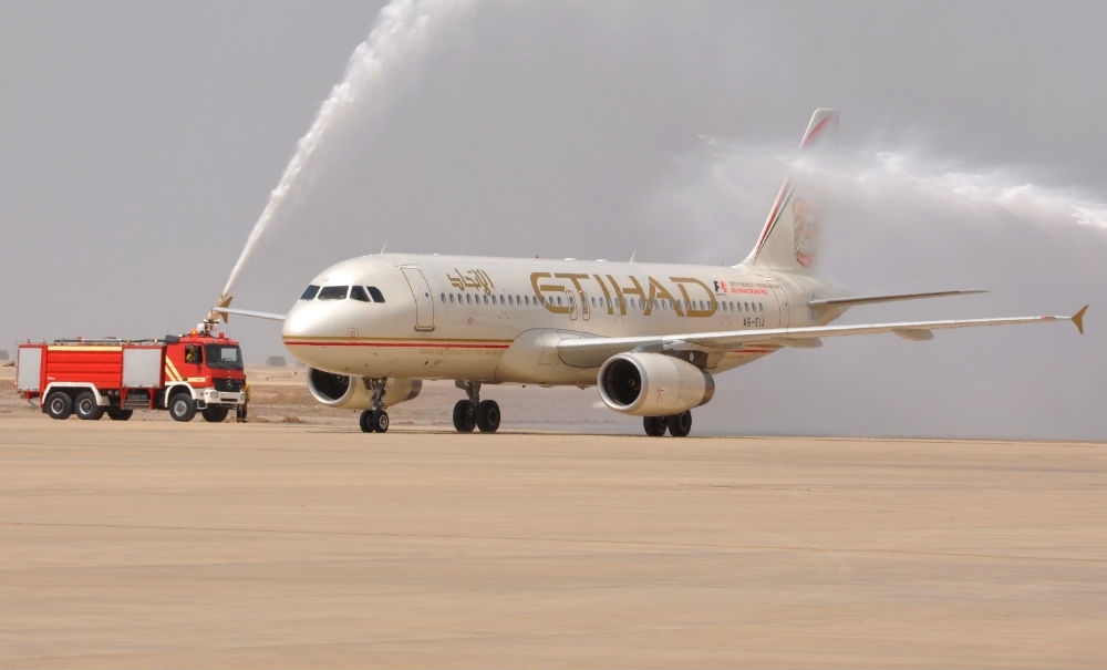 Etihad Airways Q3 Revenues Up 19%