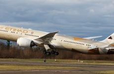 Abu Dhabi's Etihad to increase flights to Egypt and Nigeria