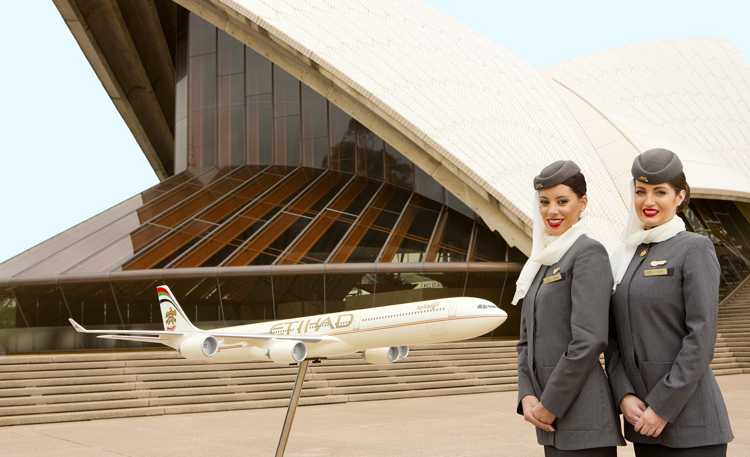 Etihad Signs 'Multimillion Dollar Deal' With Sydney Opera House