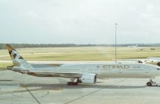 Etihad flight from Dublin to UAE diverted over security threat