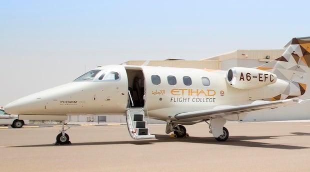 Etihad Flight College adds new trainer aircraft to fleet