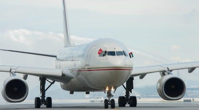 Etihad starts daily flights to Hong Kong