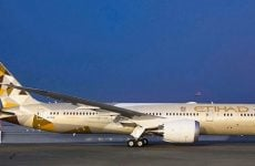 Etihad flight from Abu Dhabi makes emergency landing in Australia
