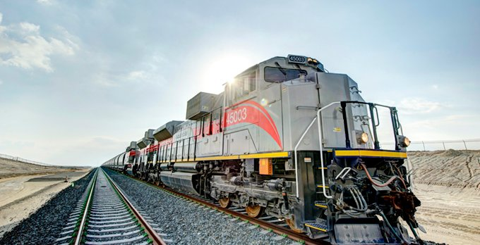 Al Jaber Signs MoU With Etihad Rail