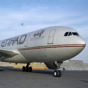 Etihad Q2 Revenue Up 31%