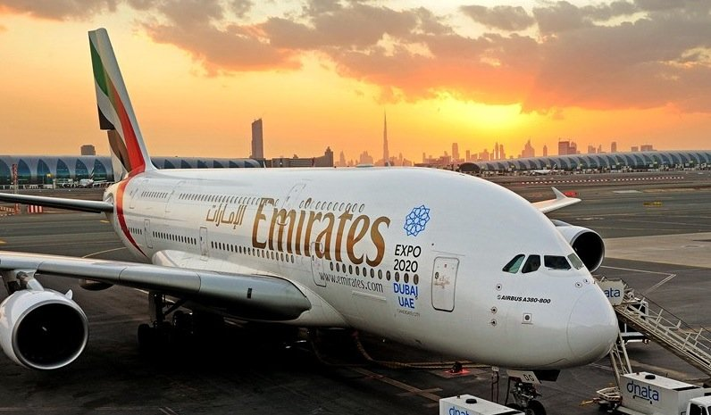 Emirates Backs Dubai's World Expo 2020 Bid