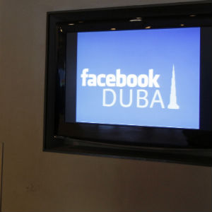 Facebook Has 45m MENA Users