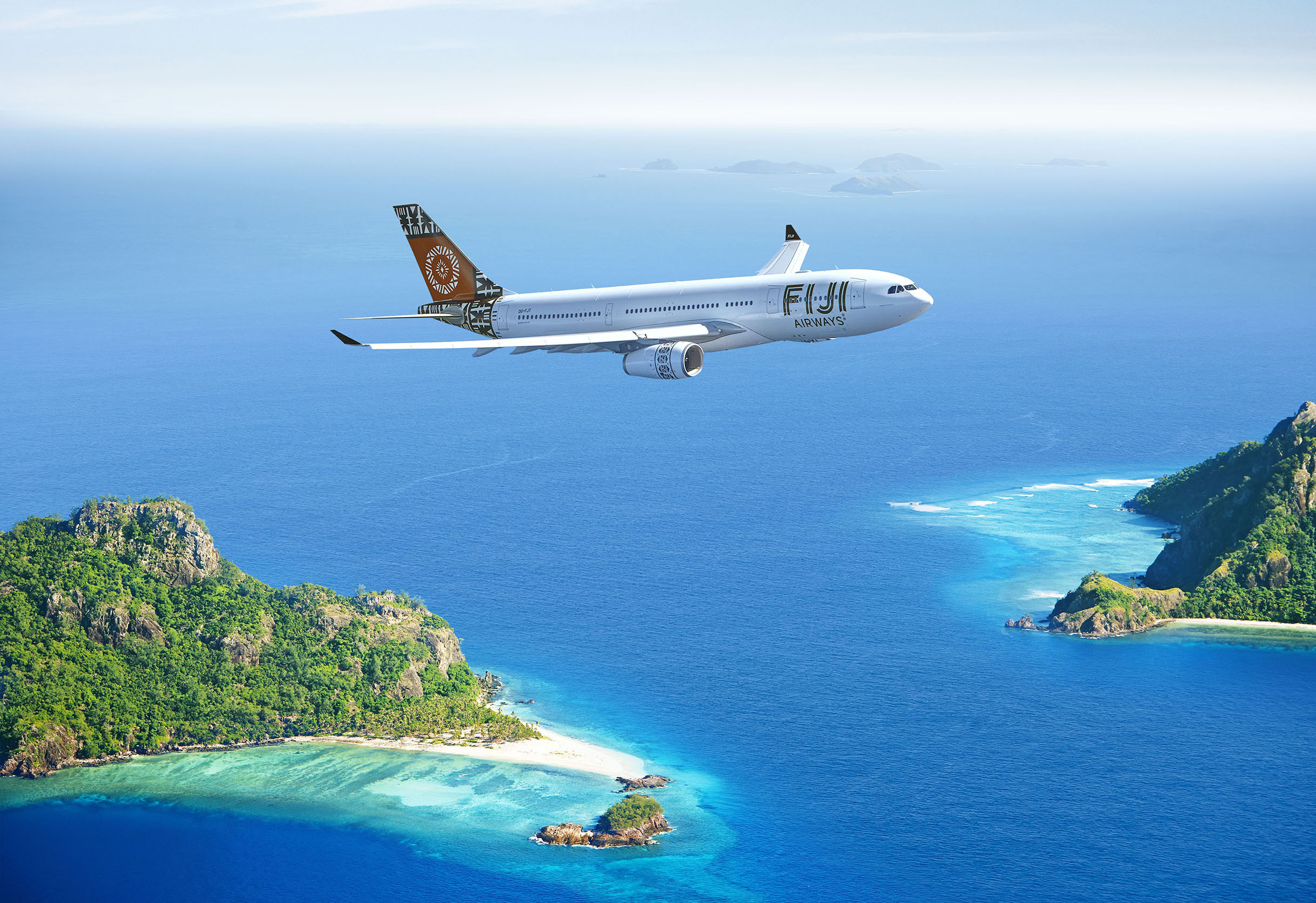 Etihad Signs Interline Deal With Fiji Airways