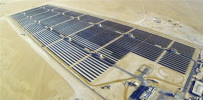 Chinese, French firms among bidders for Dubai's solar park