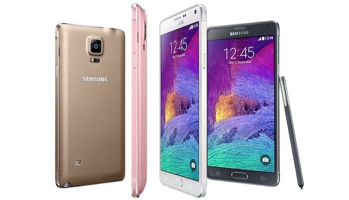 Samsung Launches Flagship Galaxy Note 4, Note Edge And Gear