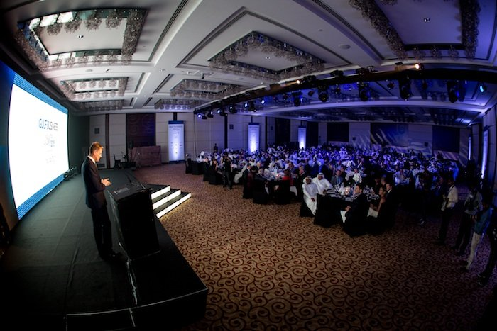 Videos: Gulf Business Industry Awards 2015