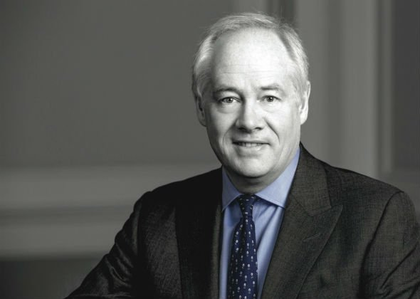 Exclusive Interview: Rory Tapner, Coutts CEO
