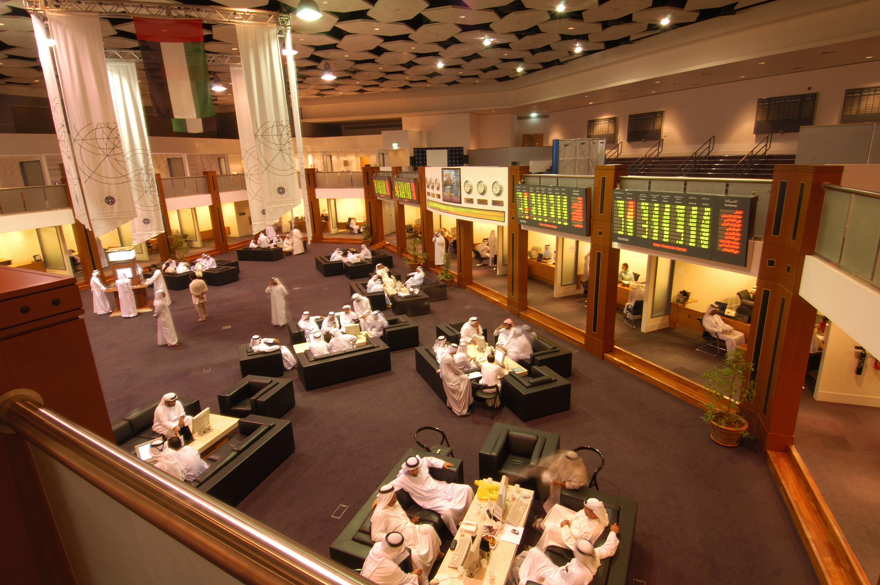 Dubai Financial Market Q2 Profit Drops 31%