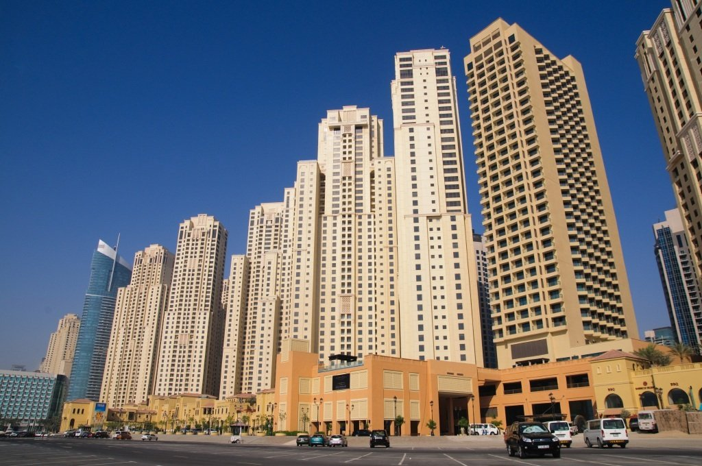 Dubai Property Value Drops In H1