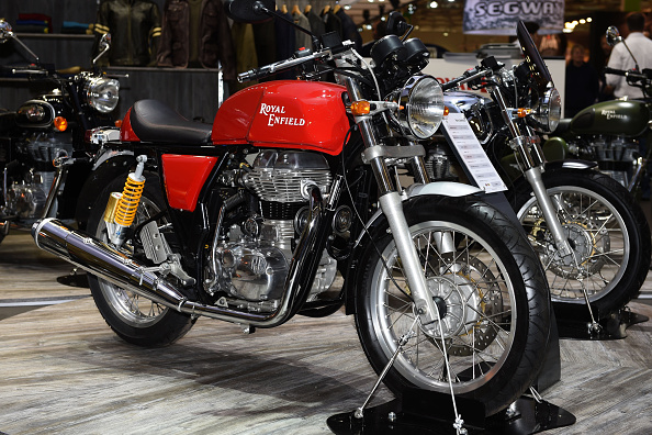 Royal Enfield opens first store in Dubai
