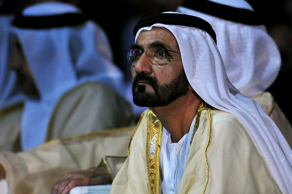 Sheikh Mohammed says UAE to be a 'beacon of stability' in Middle East