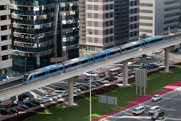 Dubai Metro section to close for 18 months