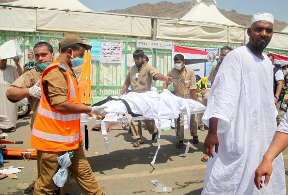Death toll in Saudi haj disaster at least 2,070