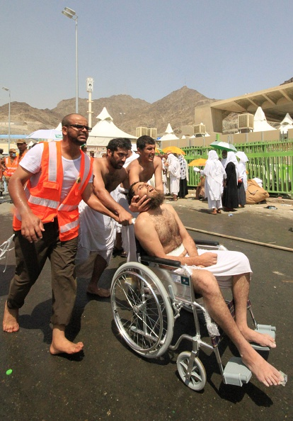 Pictures: Deadly haj stampede kills over 700 pilgrims