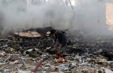 Saudi-led coalition denies role in Sanaa incident which killed at least 82