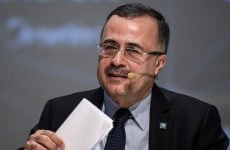 Saudi Aramco CEO says IPO on track for 2018