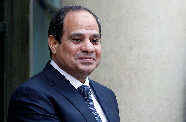 Egypt's Sisi Meets New Saudi King To Discuss Middle East Crises