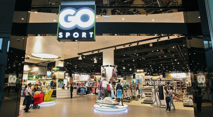 Go Sport to open its biggest store worldwide in Mall of the