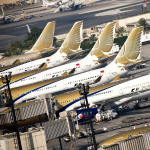 Bahrain's Gulf Air To Downsize