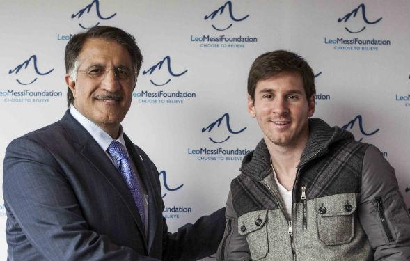 Lionel Messi Named Global Brand Ambassador For Ooredoo