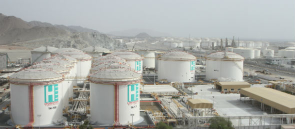 HTL Green Lights $100m Fujairah Oil Terminal