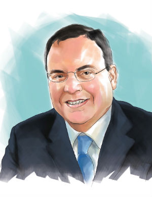CEO Predictions 2015: Hani Ashkar, Middle East Senior Partner, PwC