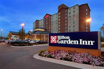 Hilton Garden Inn Arrives In UAE At The Double