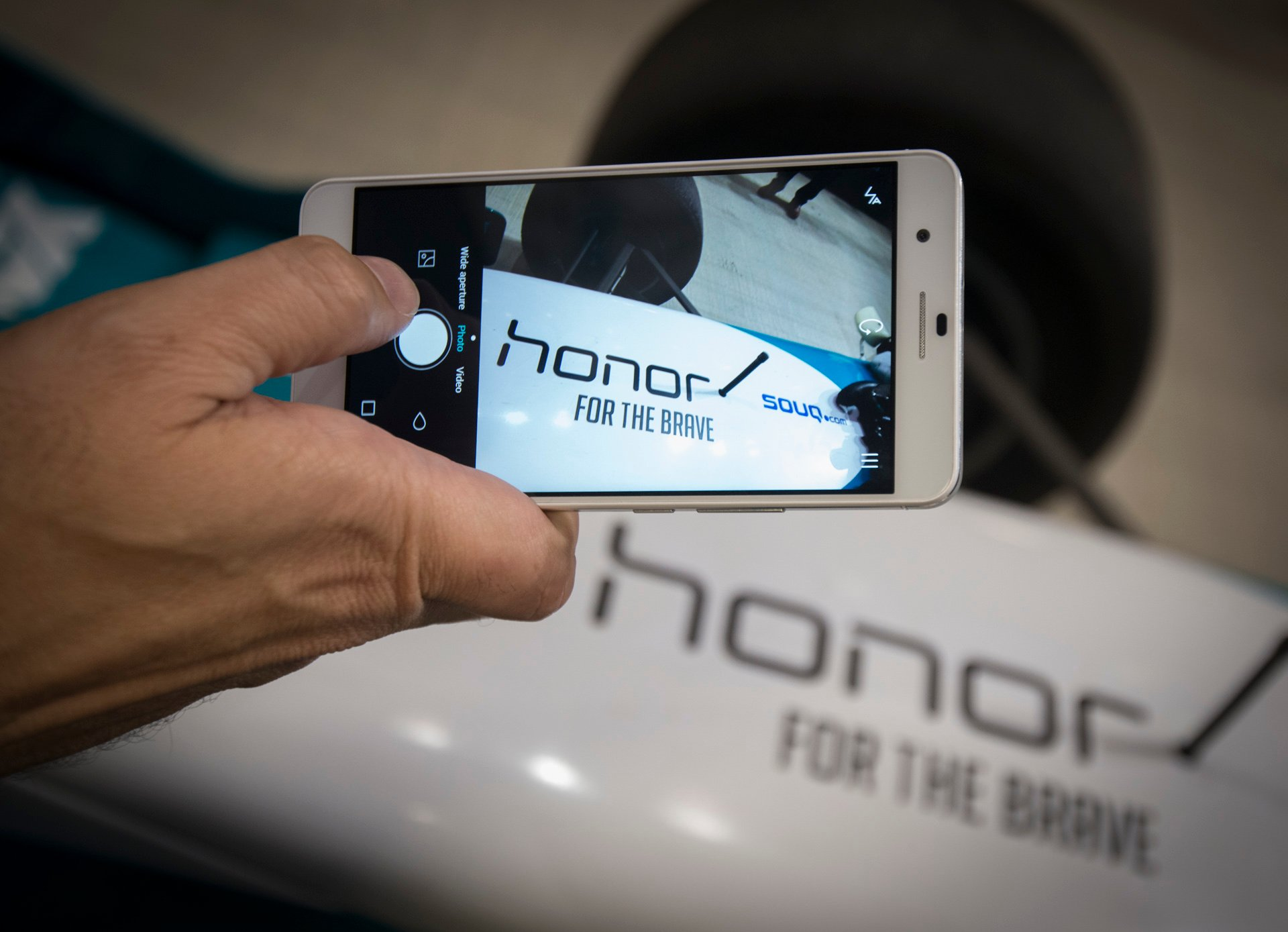 Huawei Launches Honor Six Plus Smartphone In Middle East